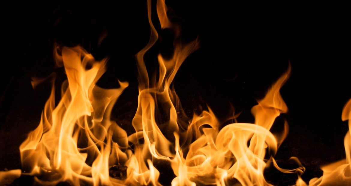Pictures of flames dancing