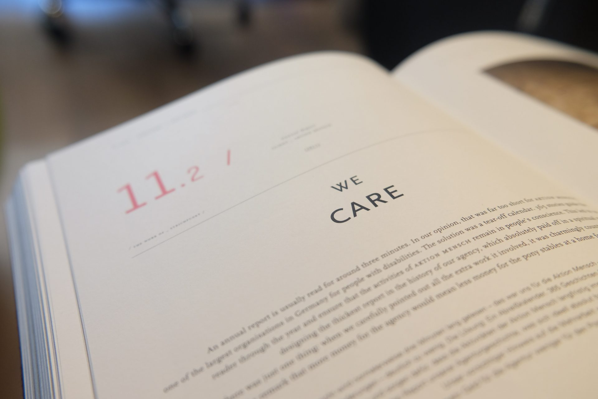 care sector book