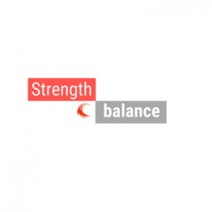 strength and balance logo