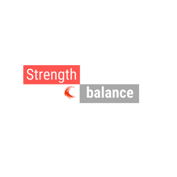 strength and balance logo